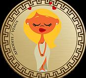 Afrodite - Vénus